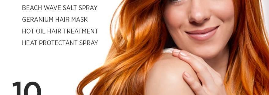 DIY Hair Treatments with dōTERRA
